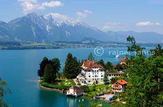 Thunersee, Switzerland