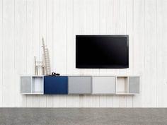 Billedresultat for montana tv reol Interior Decorating, Interior Design, New Homes, The Unit, Image, Cabinets, Walls, Danish, Shelving