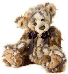 Charlie Bear Jumble
