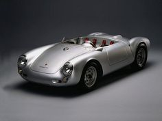 1955 Porsche 550 Spyder.