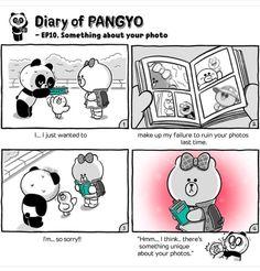 Pangyo's love diary