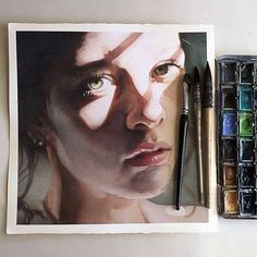 Beautiful Watercolor Paintings of Marcos Beccari