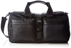 BOSS Green Techno_Holdall 10189946 01 50311757 Herren Handgelenkstaschen 50x28x31 cm (B x H x T), Schwarz (001) - http://herrentaschenkaufen.de/boss-green/schwarz-001-boss-green-techno-holdall-10189946-01