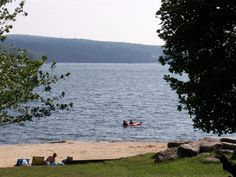 2. Deep Creek Lake (McHenry)
