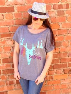 Gypsy Soule antler tee at The Rusty Rose online store #antler #gypsysoule #therustyrose(http://rustyrose.mybigcommerce.com/soule-searching-gypsy-soule-tee/)