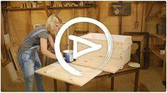 Tee itse upea arkkupöytä - katso näppärät ohjeet videolta