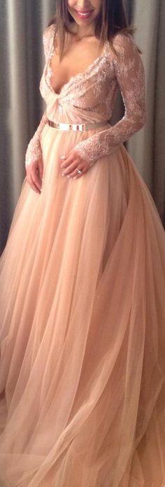 Paolo Sebastian ♥  A perfect Winter Wedding Dress