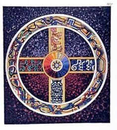 Mandala from Carl Jung's Red Book