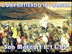 COMPARTIENDO LA PALABRA -  JUEVES 11 DE DICIEMBRE DE 2014