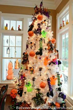 Image result for halloween tree