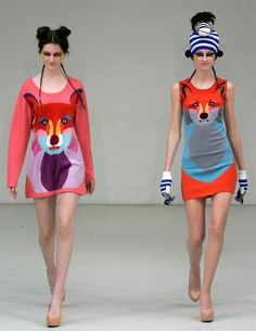 Wild thing: Animal-inspired style at Paris Fashion Week