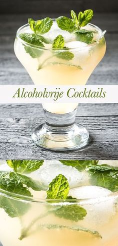 Alcohol-free cocktails much less sugar-Nutritious and quick Game Cocktail, Cocktail Shots, Cocktail And Mocktail, Summer Cocktails, Virgin Cocktails, Non Alcoholic Cocktails, Smoothie Drinks, Smoothies, Yummy Drinks