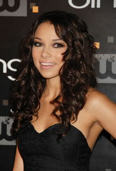 Jessica Parker Kennedy is of Italian, Russian and African descent.
