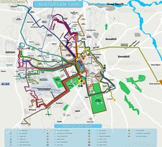 17 Best Bus routes images in 2019