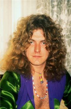 Robert Plant / Led Zeppelin Love Bead Necklace by MojosBeads