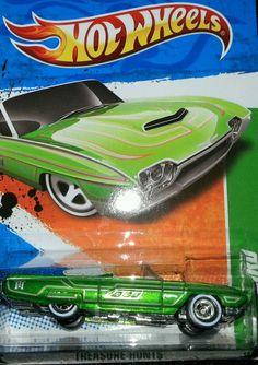 2011 Hot Wheels Super Treasure Hunt '63 T-Bird