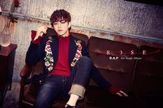 "B.A.P Reveals Daehyun And Jongup's Teaser Photos For ""ROSE"" via @soompi"