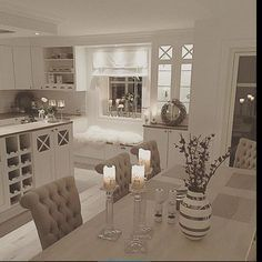 There is only a little bit of country house decoration left Dream kitchen. There is only a little bit of country house decoration left Interior Design Living Room, Interior Decorating, Cuisines Design, Küchen Design, Beautiful Kitchens, Home Fashion, Home And Living, Modern Living, Home Kitchens