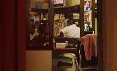 Barber Shop Heads by Arun Shah Masood, via Flickr