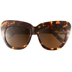 592cc4cfe10 HOUSE OF HARLOW 1960 CHELSEA SUNGLASSES - TORTOISE 1960s Sunglasses