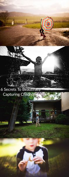 6 secrets to beautifully capturing childhood by Erin Hensley