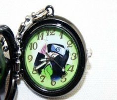 Naruto Kakashi Pocket Watch Necklace by Naruto. $13.99. Naruto Kakashi Pocket Watch Necklace brand new