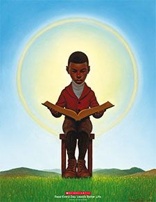Kadir Nelson is an award-winning American artist whose works have been exhibited in major national and international publications, institutions, art galleries, and museums. He is a New York Times bestseller, a two-time Caldecott Honoree, and a Coretta Scott King Author Award Winner.