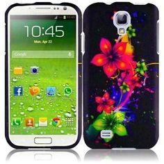 BasAcc Cosmic Flower Case for Samsung Galaxy S4 i9500