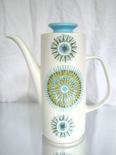 60s Meakin Coffee Pot