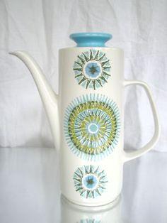 60s Meakin Coffee Pot