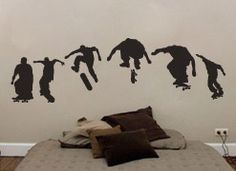 Wall-Decals.eu: Skaters Pack