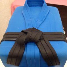 Ju jitsu/Judo cake