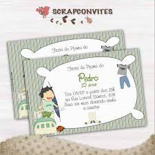 convites aniversario infantil festa do pijama - Pesquisa Google