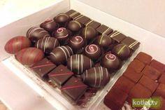 Temperowanie czekolady – czyli błyszczące, pyszne czekoladki