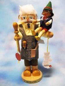 Pinocchio Nutcracker