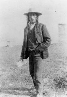 Joe Samson - Cree - 1907