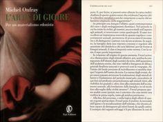 Michel Onfray · L'Art de jouir. Pour un matérialisme hédoniste · 1991