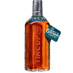 Tincup American Whiskey. Stunningly retro bottle design. @TinaChristina Schmidt bring me some from Colorado would ya???