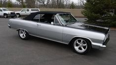 1964 Chevrolet Chevelle. We had one same color and let it go. What were we thinking?