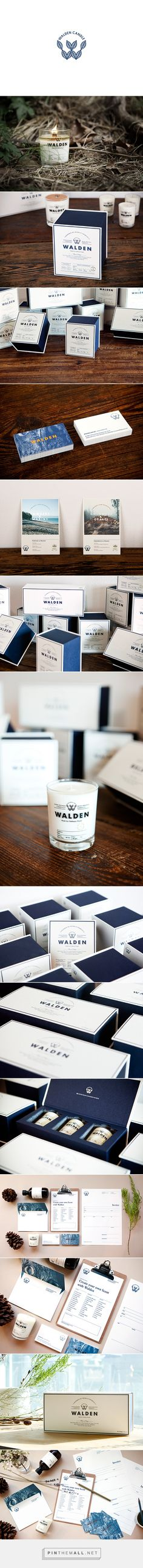 WALDEN on Behance... - a grouped images picture