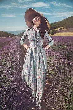 SS 16 - Provence - Catalogue - Lena Hoschek Online Shop