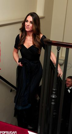 The latest gorgeous look from Kate Middleton/Jenny Packham