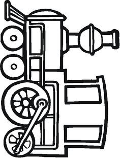 Do you love train ? My kid loves train very much. We share his passion about train with coloring and other train related activities. Train coloring pages are fun for children and adult. Train Coloring Pages, Easy Coloring Pages, Coloring Pages For Kids, Coloring Sheets, Coloring Books, Trains Birthday Party, Train Party, Pirate Party, Train Clipart