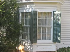 20 Best Shutters For Bay Windows Images In 2015 Bay