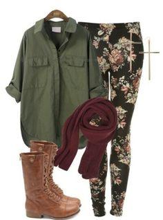 Fall casual stylish