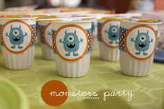 { Monster party }