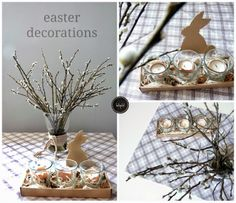 dekoracje wielkanocne / easter decorations
