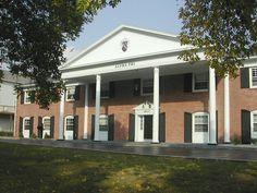Alpha Phi Chapter House: Delta Theta - Western Michigan