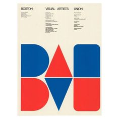 """Julian Montague 在 Instagram 上发布:""""1973 poster by Jacqueline Casey. #poster #graphicdesign #jacquelinecasey #geometricillustration #type #midcenturydesign"""""""