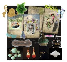 """""""Signs of Spring"""" by anna-recycle ❤ liked on Polyvore featuring Royal Worcester, modern, rustic and vintage"""
